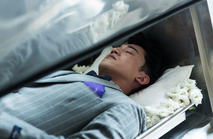 吳慷仁扮屍體  躺冰櫃無所謂
