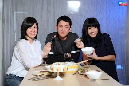 『3金攜手』打造超震撼MV 李千娜、吳慷仁、潘之敏三人互飆演技超過癮