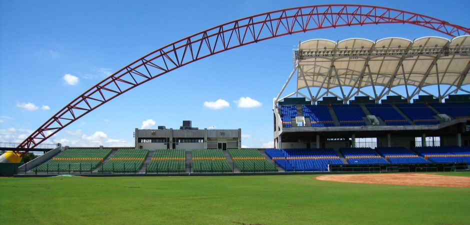 台中洲際棒球場