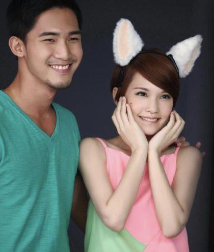 楊丞琳扮「赤裸」貓女