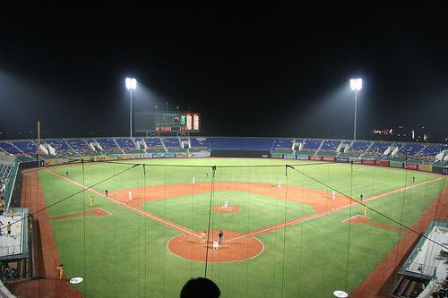 斗六棒球場