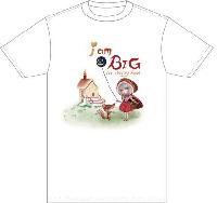【大紅帽與小野狼文創T恤】今天的心情是什麼?就穿哪一件!