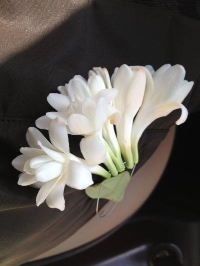 我買了「愛的玉蘭花」 小編:香味更勝名貴香水