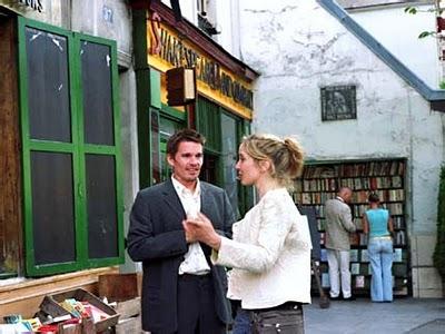 電影裡的迷人書店一/愛在日落巴黎時