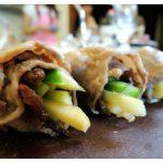 美魔女廚房/夏日食慾大開餐:牛肉捲+烏龍麵+燙秋葵
