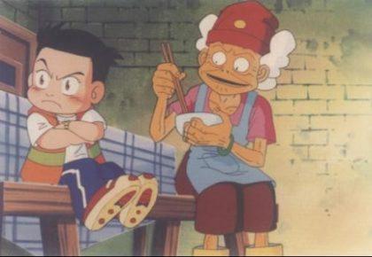《魔法阿媽》應算是台灣動畫電影的里程碑~