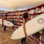 全球20間驚奇露天書店 書櫃竟設在沙灘上(下)