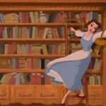 電影好好看/圖書館起舞 迪士尼公主也愛看書