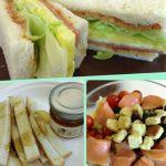 美魔女廚房(五) 元氣三明治+燻鮭沙拉+豆漿洋蔥湯