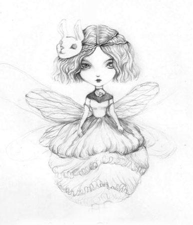 圖文創作 「失憶的蜻蜓」