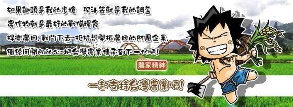 腳踩稻米香的土地 不要讓它消失