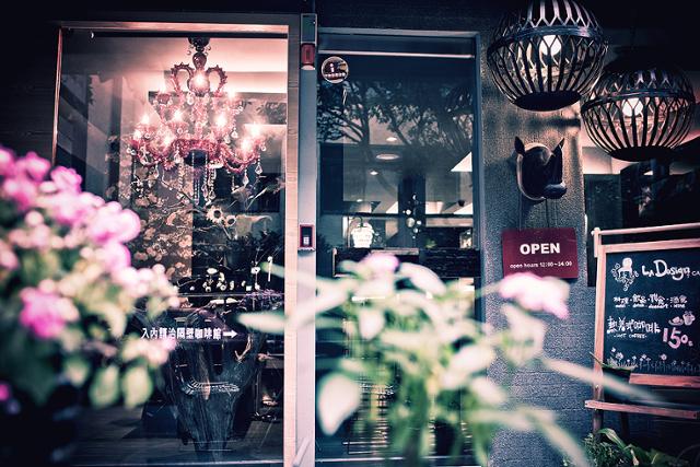 設計與咖啡雙重奏 La design café演繹獨創品味