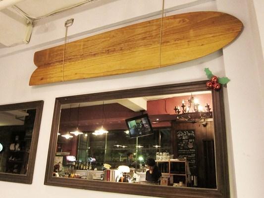 城市裡的衝浪味 姚元浩Surf café打造專屬悠閒