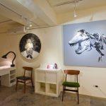 在畫廊裡喝咖啡 「VG cafe」把藝術變生活了