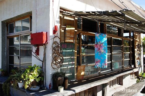 *週三來吃喝:[台東] 都蘭小房子 吃輕食 @ 順便逛逛新東糖廠、好的擺創意小店~