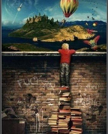 書本去流浪! 你的愛書睡遍全世界沙發?