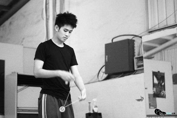 華人溜溜球殿堂盟主──楊元慶 擅長溜溜球、街頭表演