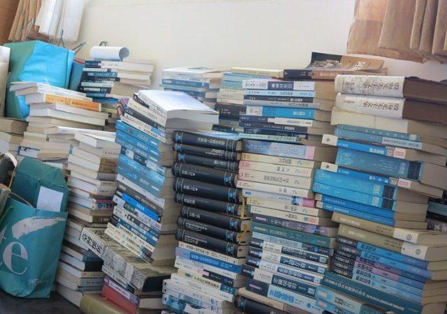 楊照提供三千本書充實《巷弄裡的那家書店》