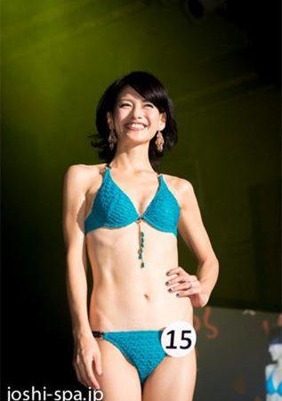 NEWS/日本美魔女 39歲主婦西村真弓當選