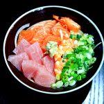 *週三來吃喝:[台北]生魚片加倍奉還 超值丼飯:玉丼