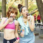 《Sweets Run甜蜜路跑》吃了甜點再上!劉伊心、張婷媗正妹開跑