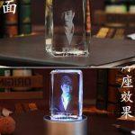 高級訂製偶像3D水晶燈?神主牌?