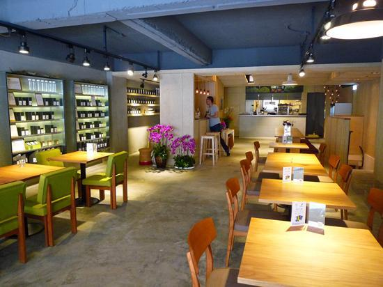 *週三來吃喝:[台北] 倒茶七分剩得三分人情:七三茶堂