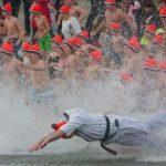 新年可以幹嘛?荷蘭人跳海,德、義冬泳超猛