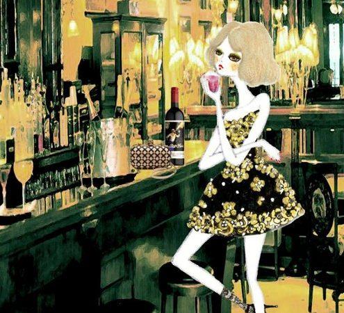 夜晚:Dress Up!Party Up!