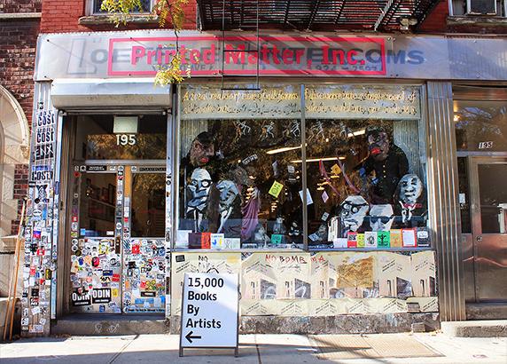 紐約藝術書店鼓勵創作者 可自由上架個人作品