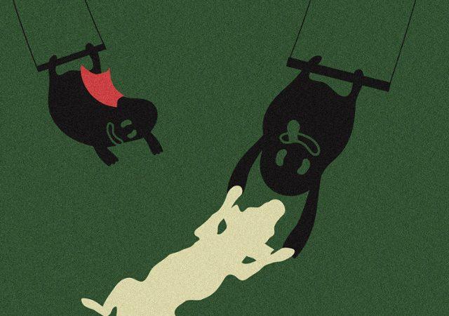 Devile Puppy Shadow Series:夢中馬戲團