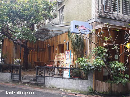 *週三來吃喝:[台北]美妙堆砌的精緻下午茶:兔子聽音樂