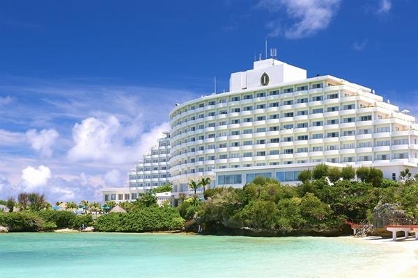 結婚足跡/無敵海景!沖繩全日空萬座海濱飯店