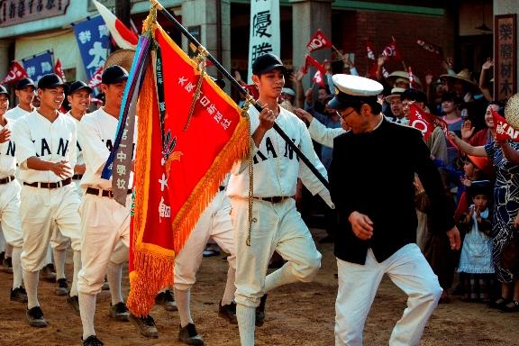 天下嘉農!2月22日一起來《KANO》萬人遊行首映會吧!