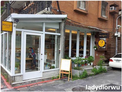 *週三來吃喝:[台北] Knutsen Petite Cafe 肯努森精品咖啡