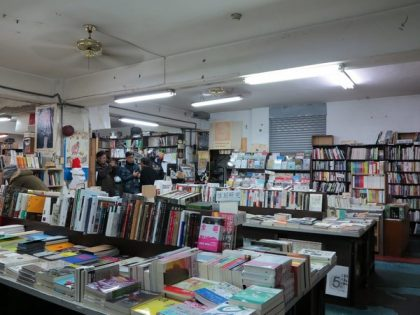「唐山書店」強烈地下色彩 全台文青慕名而來