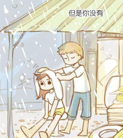 有洋蔥慎入!網路超瘋傳的愛情漫畫&短片