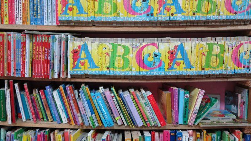 讓孩子有書讀 「書酷」母女倆搬回一貨櫃童書