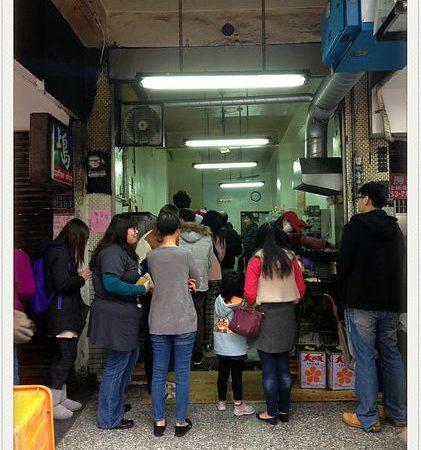 *週三來吃喝:[基隆]周家豆漿店 ♥  人氣早餐 ♥