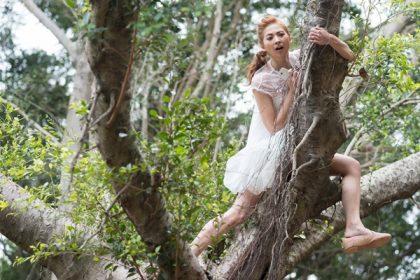 「小聾女上樹」! 阿喜大笑:好像被阿魯巴喔~
