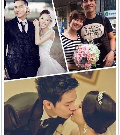 「517窩一起」結婚潮 辛龍劉真「最讓人意外真愛」