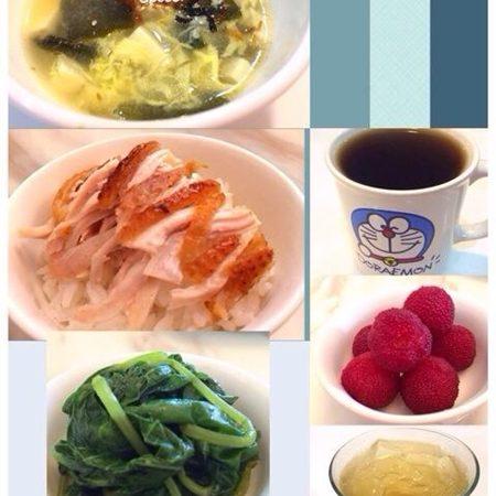 美魔女早餐/有飯又有甜點的早晨超幸福!