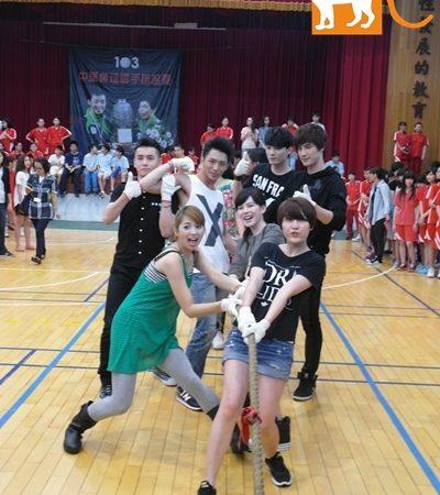 終極拔河大賽(上) /千百歲的「終極隊」PK 青春「體育班隊」