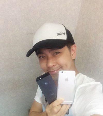 林志穎甩萌兒Kimi 秀iPhone6實機大放閃~