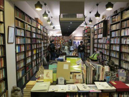 台北 ‧ 戀物癖的書店 ‧ 舊香居