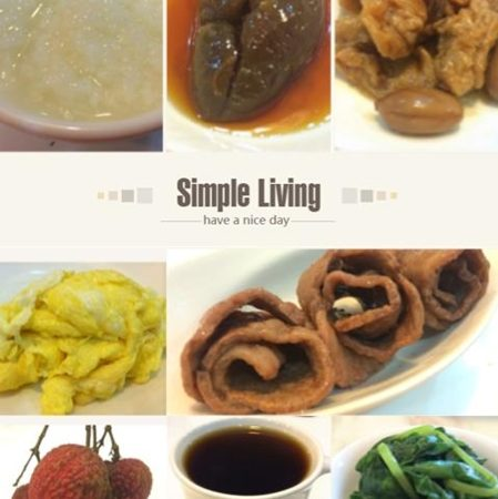 美魔女早餐/喜歡吃清粥小菜嗎^^