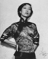 中國文壇傳奇才女—張愛玲