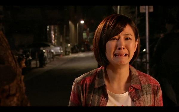 「謝謝妳成為我的女主角。」 安心亞殺青戲淚崩