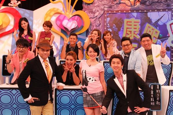 中天慶邀眾藝人慶周年 小鐘有事罷錄《康熙來了》?