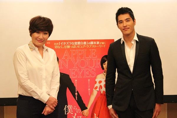 《妹妹》東京電視節發光 徐譽庭、藍正龍前進日本